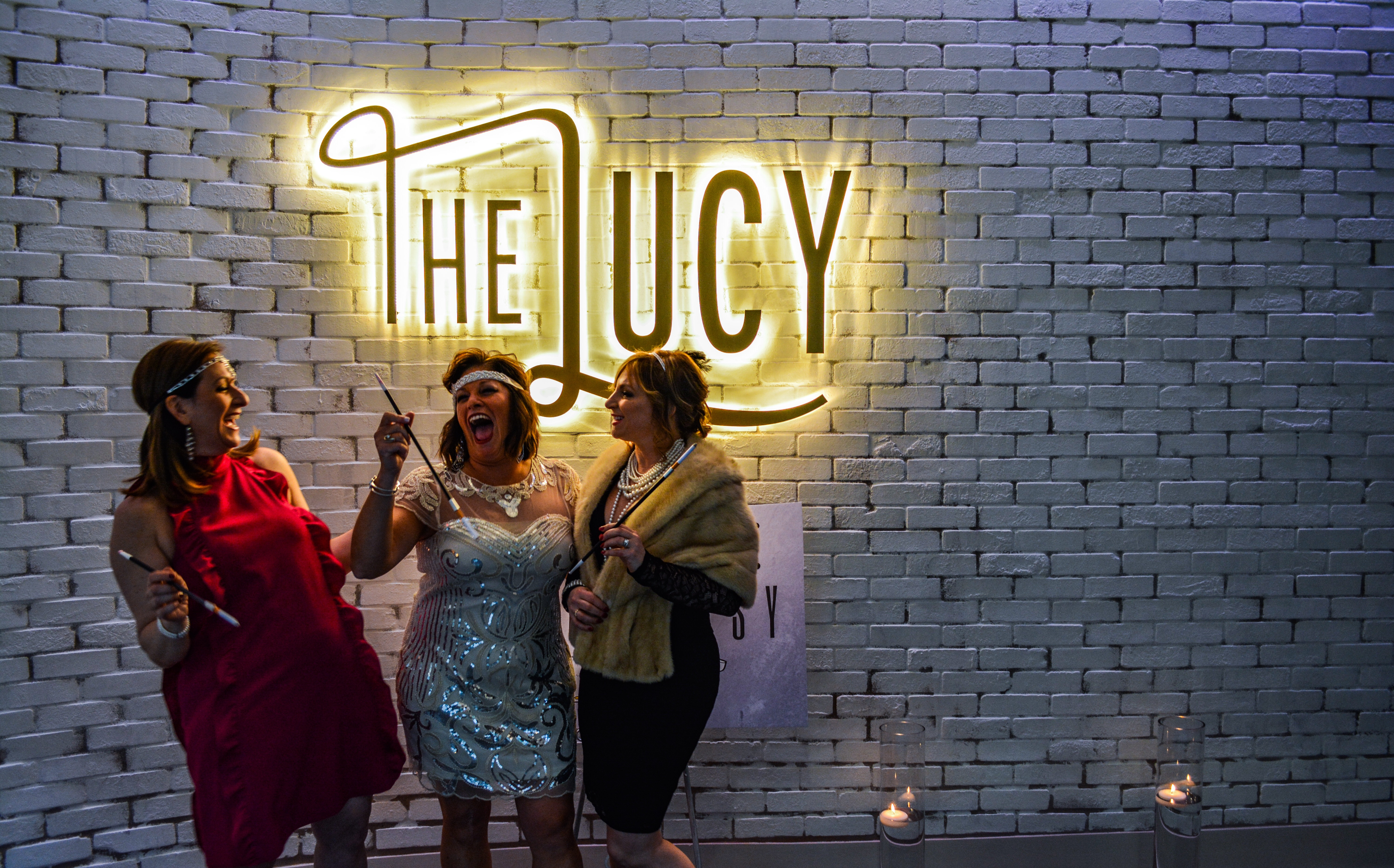 1847 staff at the Lucy